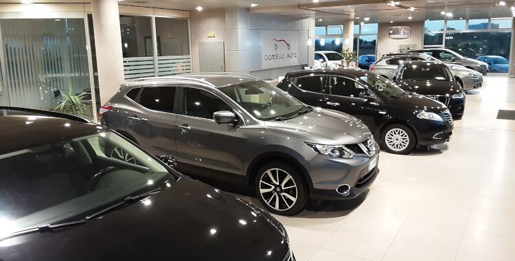 Auto usate multimarca Altamura, Matera, Bari
